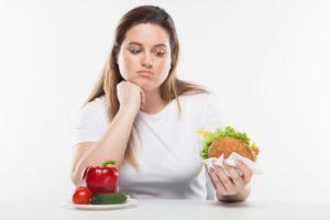 糖質制限ダイエットと食事制限との効果の違い