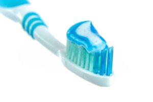 ジェルタイプの歯磨き粉