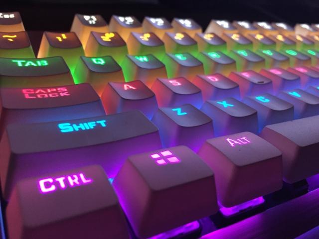【PCゲー入門用】ゲーミングメカニカルキーボードのおすすめランキング