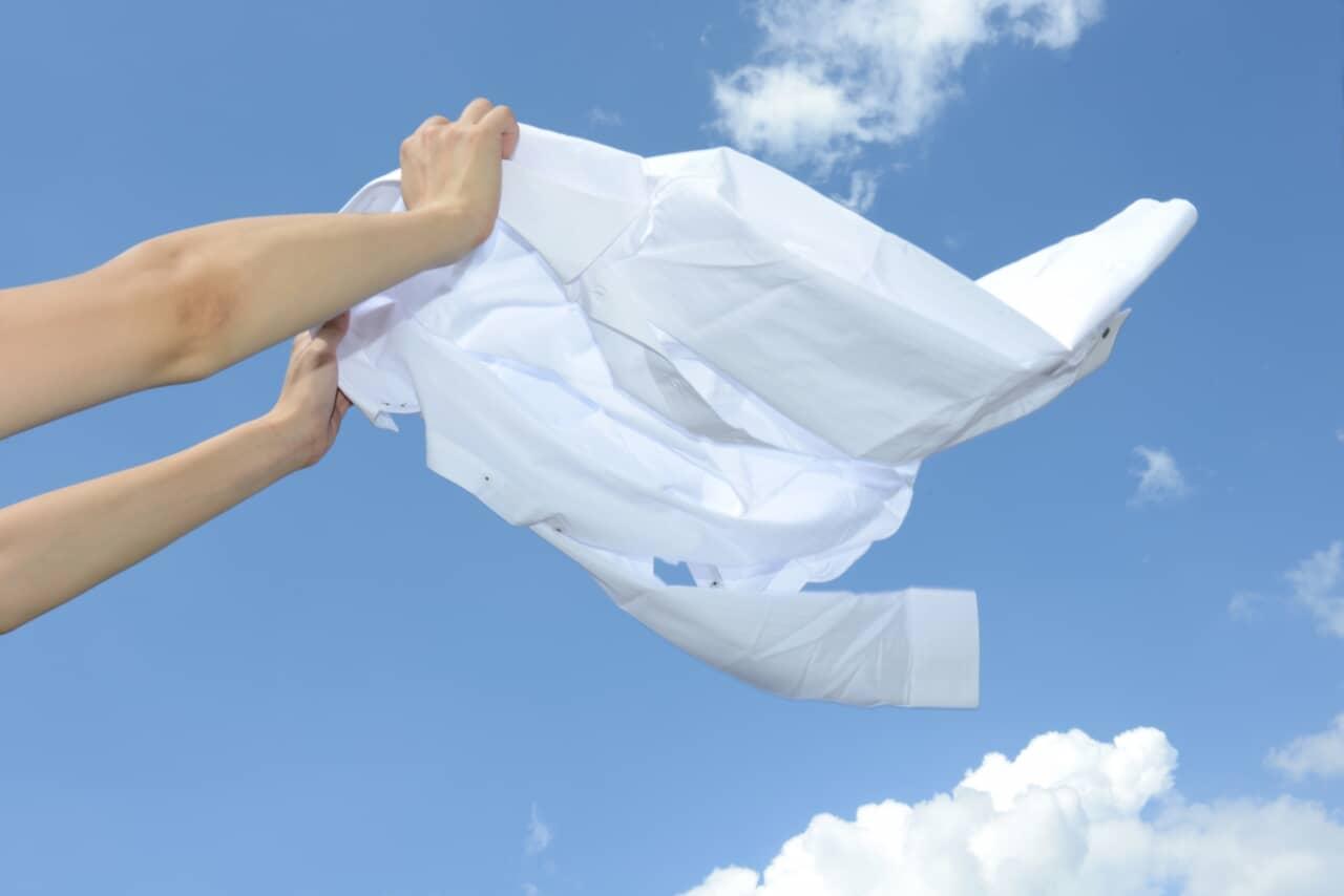 【ワイシャツ】を出すならここ!安い宅配クリーニングおすすめランキング