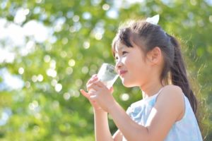 子どもも飲める、甘くておいしい青汁