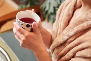 お茶を飲める時間で選ぶ