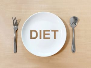 食事制限メインでダイエットする