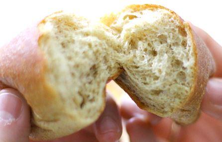 オーマイパンのふすま粉パン