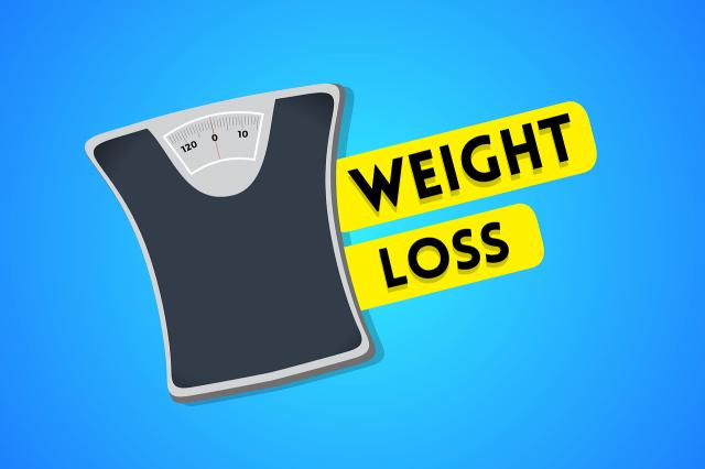 体重を減らす