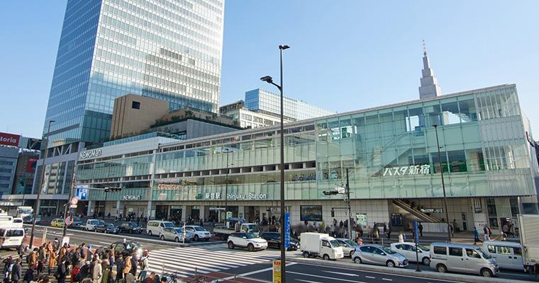 東京新宿のパーソナルトレーニング・プライベートジム