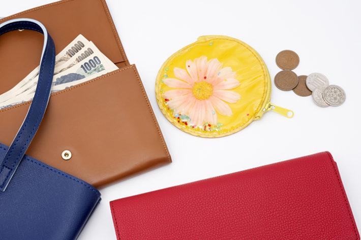 ミニ財布と小銭入れとの違い