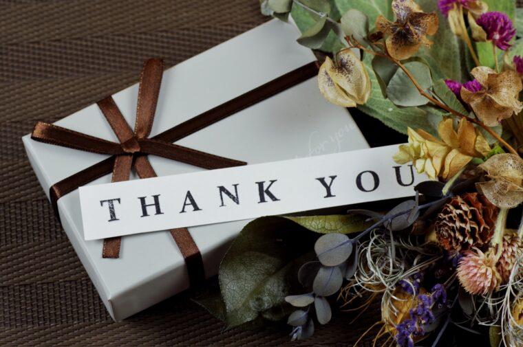 日頃の感謝を伝えるちょっとしたプレゼントおすすめランキング10選