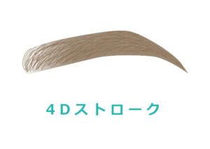 4Dストローク(4Dアートメイク)