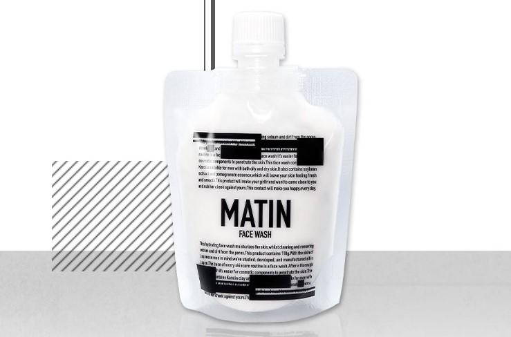 MATIN(マタン)洗顔クリーム