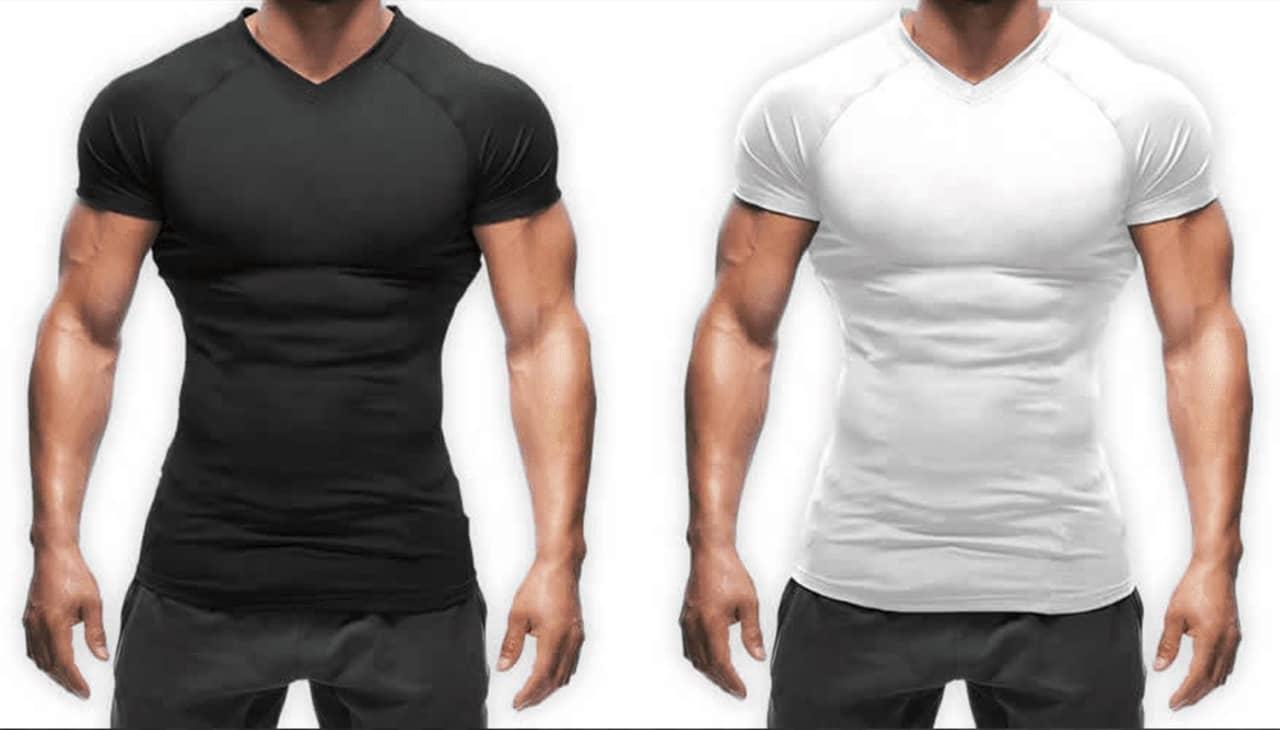 SASUKEの加圧シャツの商品画像